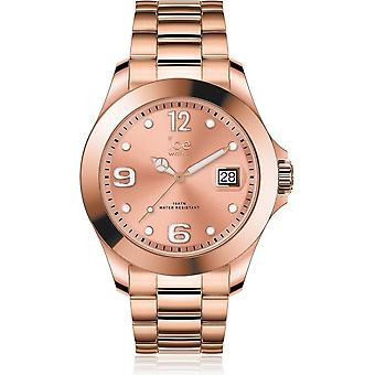 Ice Watch Watch Unisex ICE stål Classic Rose-guld Liten 017321