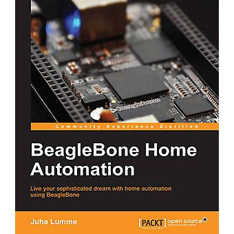 Beaglebone Home Automation by Lumme & Juha
