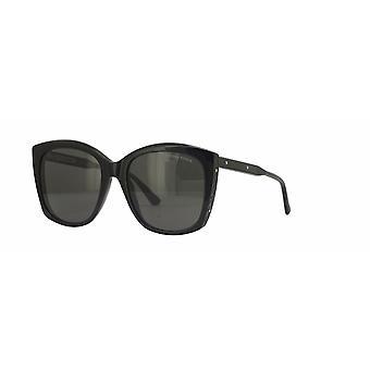 Bottega Veneta BV0182S 001 Black/Grey Sunglasses