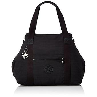 Kipling Art M Medium Travel Bag 58 cm Black (Dazz Black)