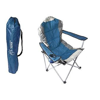 Berkley Padded Relaxer High Back Chair with Carry Bag