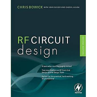 RF Circuit Design by Christopher Bowick - 9780750685184 Book