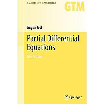 Partial Differential Equations by Jurgen Jost - 9781461448082 Book