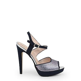 Arnaldo Toscani Women Blue Sandals -- 1218351536