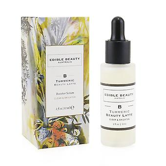 Edible Beauty -B- Turmeric Beauty Latte Booster Serum - Clear & Brighten 30ml/1oz