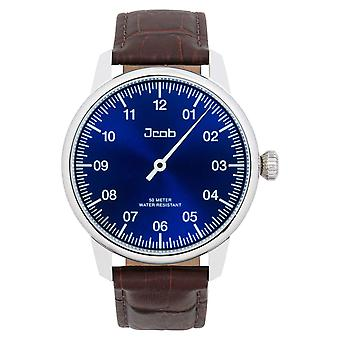 Jcob Einzeiger JCW003-LS01 men's blue watch