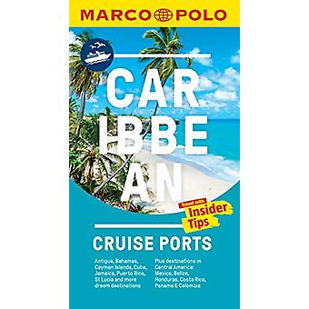 Caribbean Cruise Ports Marco Polo Pocket Guide - with pull out maps b