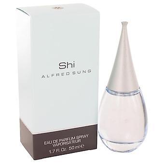 Shi Eau De Parfum Spray por Alfred Sung 1.7 oz Eau De Parfum Spray