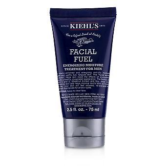 Tratamiento de humedad energizante de combustible facial para hombres 117236 75ml/2.5oz