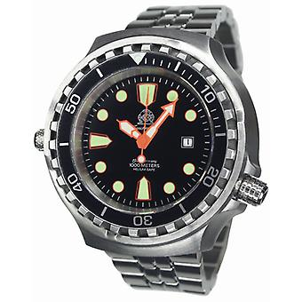 Tauchmeister T0255M XXL Automatic Dive watch 1000 m