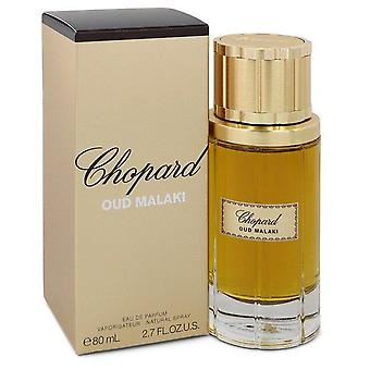 Chopard oud malaki eau de parfum spray (unisex) by chopard 550582 80 ml