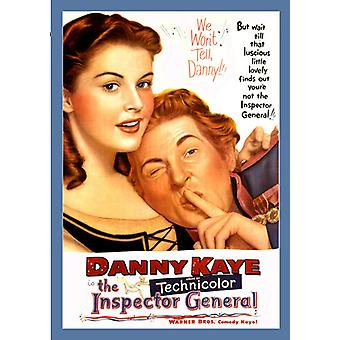 Inspector General ('49) [DVD] USA import