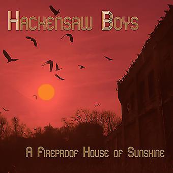 A Fireproof House Of Sunshine [CD] USA import