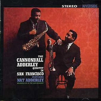 Cannonball Adderley - Quintet in San Francisco [CD] USA import