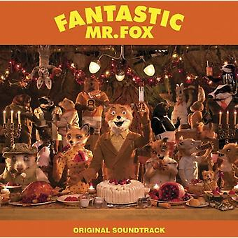 Various Artists - Fantastic Mr. Fox [CD] USA import