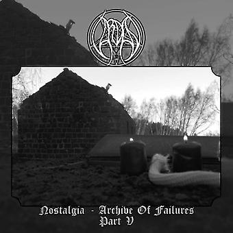 Vardan - Nostalgia - Archive of Failures - Part 5 [CD] USA import