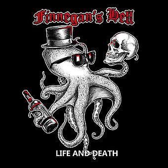 Finnegans Hell - Life & Death [CD] USA import