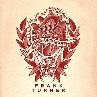 Frank Turner - kassettdäck hjärtat [CD] USA import