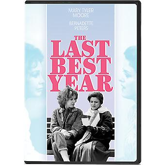 Last Best Year [DVD] USA import