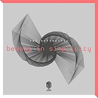 Bronsert / Schumacher - Beauty in Simplicity [CD] USA import