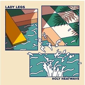 Lady Legs - Holy Heatwave [CD] USA import