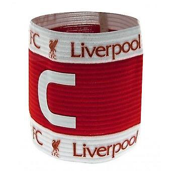 Liverpool FC Official Crest Design Captains Armband