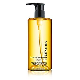 Reinigende olie shampoo vocht balanceren reiniger (soepele aanraking droge hoofdhuid en haar) 204675 400ml/13.4oz