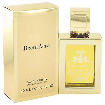 Reem acra eau de parfum spray by reem acra 502615 50 ml