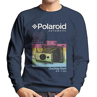 Polaroid 320 Land Camera Men's Sweatshirt