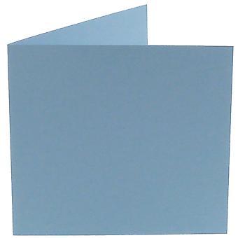 Papicolor hellblau Platz Doppelkarten
