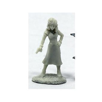 Reaper Miniatures Bones Savage Worlds 91011 Femme Fatale