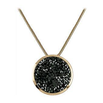 Jacques Lemans - halsband med Swarovski kristaller - S-C2035F