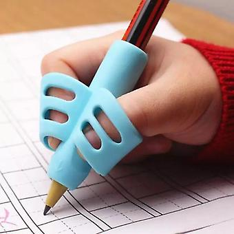 Two Finger Pencil Holder For Writing Learning - Correction Pen Holding Tool