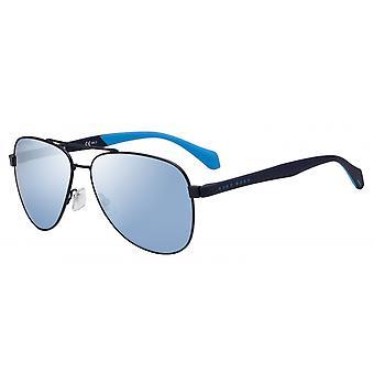 משקפי שמש גברים 1077/Sfll/3J גברים מחזירי אור כחול/כחול