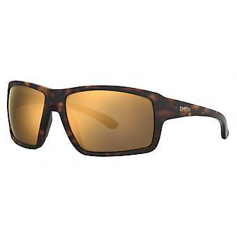النظارات الشمسية Unisex Hookshot الاستقطاب مات البني / البرونزية