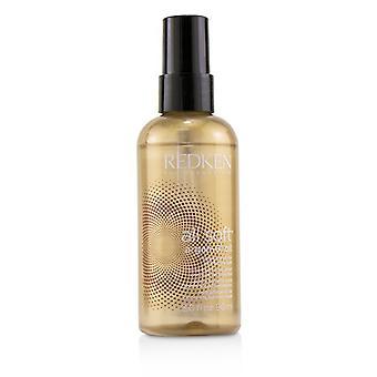 Otępiałe miękkie Olej Argan-6 (Multi opieki olej do włosów suchych i łamliwych) 90 ml/3 oz
