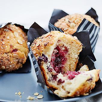 Country Range Frozen Blueberry Filled Muffins