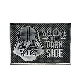 Star Wars Kynnysmatto Tervetuloa Darkside Kumi Tervetuloa Home Mat Lahja