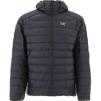 Arc'teryx 18013ceriumblack Men's Black Nylon Down Jacket
