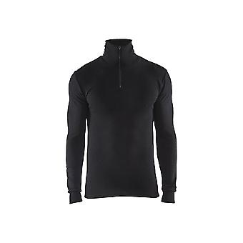 Blaklader 4891 baselayer top zip-neck - mens (48911705)