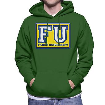 Animal House Faber University Men's Hooded Sweatshirt