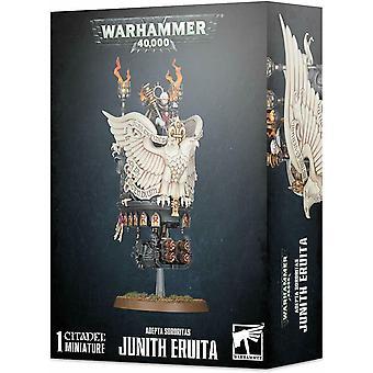 Games Workshop - Warhammer 40,000 - Adepta Sororitas: Junith Eruita
