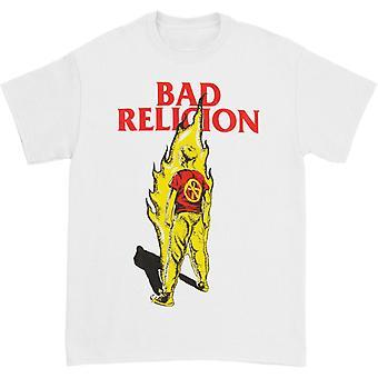 Bad Religion Boy On Fire T-shirt