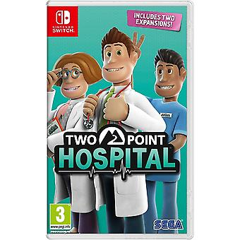 Two Point Hospital Switch Game