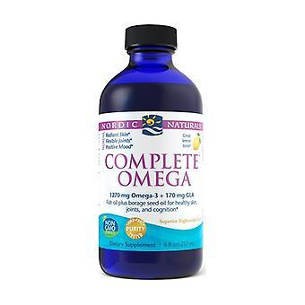 Omega compleet 1270 mg citroen Geen