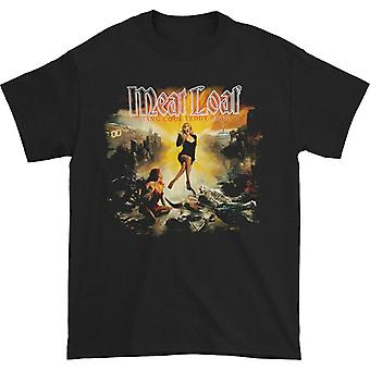 Meatloaf H.C.T.B. Cover 2010 Tour T-shirt