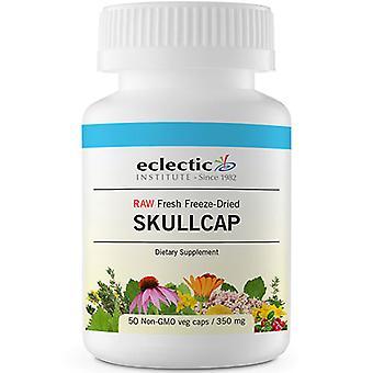 Eclectic Institute Inc Skullcap, 350 mg, 50 korkkia