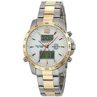 Mens Watch Master Time MTGS-10649-30M, Quartz, 43mm, 10ATM