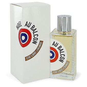 Noel Au Balcon Eau De Parfum Spray By Etat Libre d'Orange 3.4 oz Eau De Parfum Spray