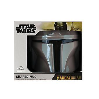 Die mandalorianische geformte Becher offiziell lizenziert Star Wars Tee Kaffeetasse 350ml